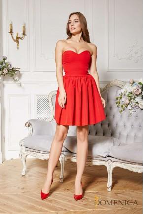 ec0129fbd08 Нарядное платье декорированное дорогим кружевом · 885 грн. Эффектное платье-бандо  · 885 грн.