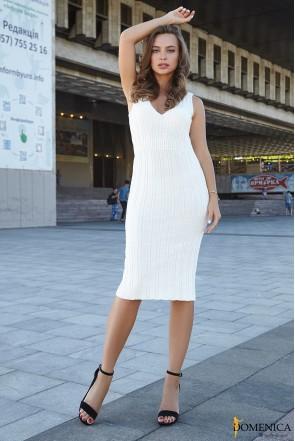 вязаные платья от производителя Domenica