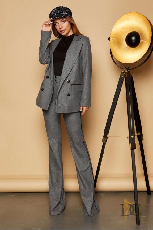 6a6cb027995 Классический женский деловой костюм  купить оптом в Украине