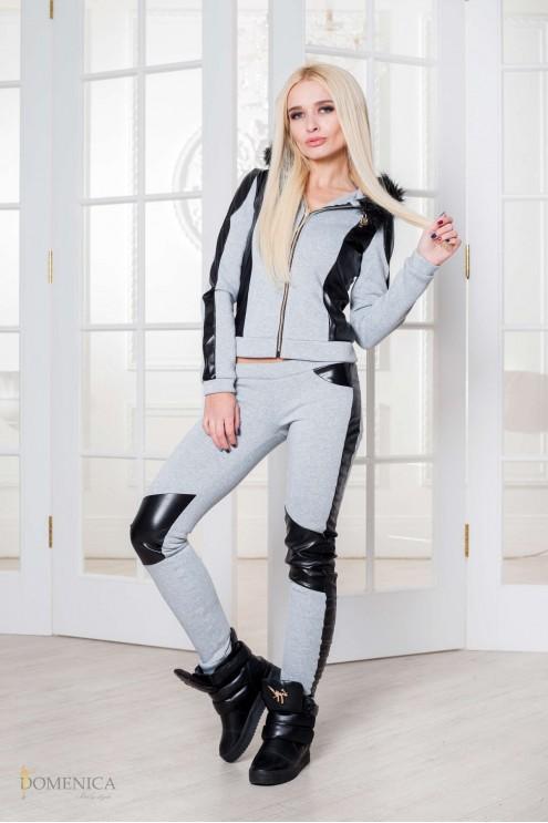 6d22daa68c6b ... Модный молодежный теплый спортивный костюм. Предыдущий Следующий.  Нажмите, чтобы посмотреть СУПЕРФОТО