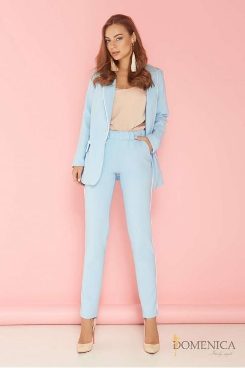 65f82795f76 Высококачественный женский костюм с брюками  купить оптом в Украине ...