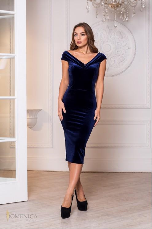 1ba254232ff ... Шикарное коктейльное платье-миди. Предыдущий Следующий. Нажмите