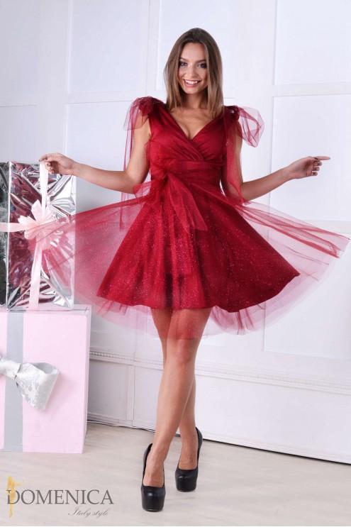389eb5fadf3 ... Воздушное оригинальное платье из фатина. Предыдущий Следующий. Нажмите