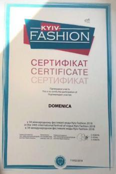 Kyiv Fashion 2018